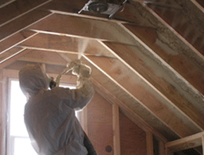attic insulation installations for Maine